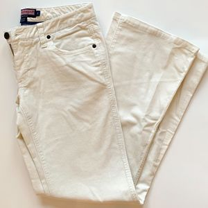 Vineyard Vines Corduroy Pants (Cream)